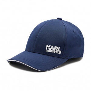 Karl Lagerfeld 805612 511122 690 vīriešu cepure zila