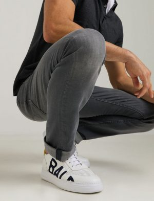 Baldessarini B5 76683.9606 1010 vīriešu apavi balti