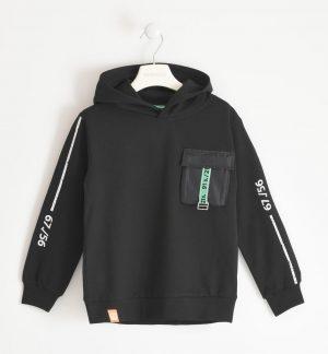 Sarabanda 2002 0658 zēnu džemperis melns