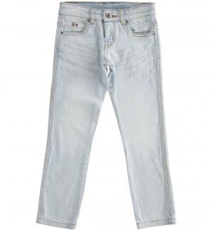 Sarabanda 2020 7310 zēnu džinsi gaiži zili