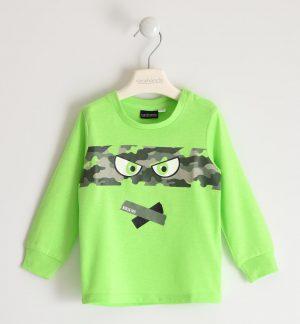 Sarabanda 2103 5822 zēnu džemperis zaļš