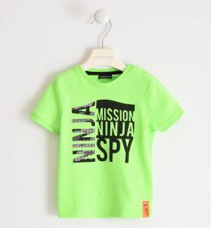 Sarabanda 2116 5822 zēnu t-krekls zaļš