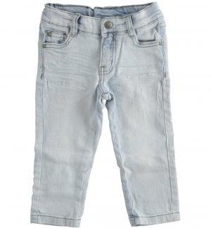 Sarabanda 2120 7310 zēnu džinsi zili
