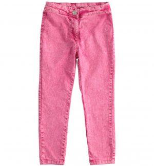 Sarabanda 2160 2427 meiteņu bikses rozā