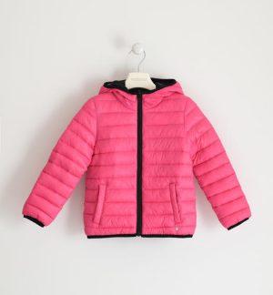 Sarabanda 2180 2427 meiteņu jaka melna/rozā