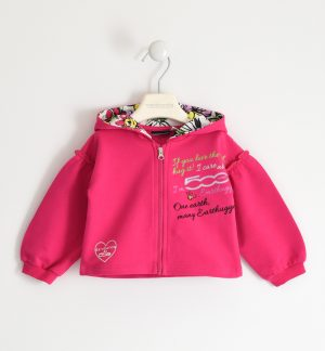 Sarabanda 2205 2438 meiteņu jaka rozā