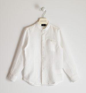 Sarabanda 2304 0113 zēnu krekls balts