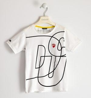 Sarabanda 2390 0113 zēnu t-krekls balts
