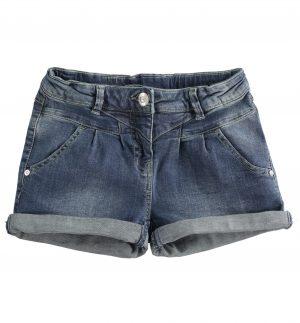 Sarabanda 2424 7450 meiteņu šorti džinsa