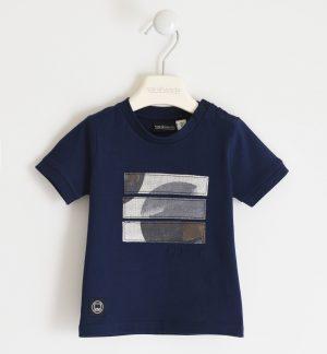Sarabanda 2514 3854 zēnu t-krekls zils