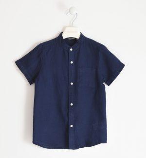 Sarabanda 2621 3854 zēnu krekls zils