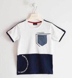 Sarabanda 2631 0113 zēnu t-krekls balts