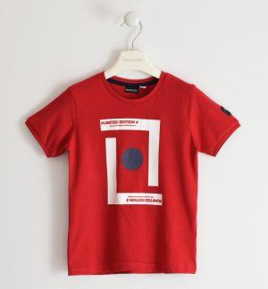 Sarabanda 2632 2253 zēnu t-krekls sarkans