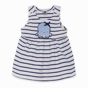 Tuc Tuc 11300016 meiteņu kleita bez piedurknēm zila