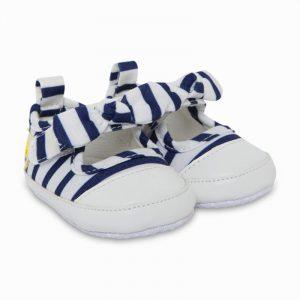 Tuc Tuc 11300021 meiteņu kurpes balta ar zilu