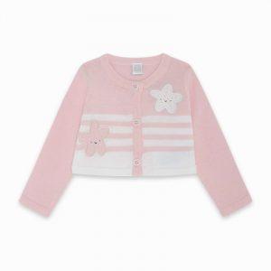 Tuc Tuc 11300052 meiteņu jaka rozā krāsā