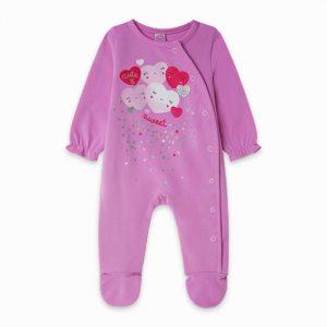 Tuc Tuc 11300071 meiteņu kombinezons rozā krāsā