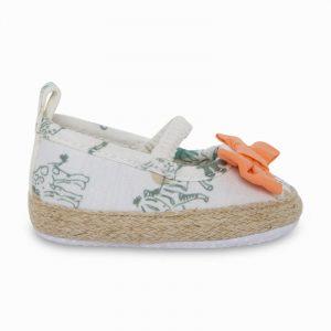 Tuc Tuc 11300102 meiteņu kurpes baltā krāsā