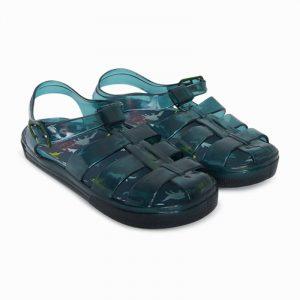 Tuc Tuc 11300149 zēnu gumijas sandales zilā krāsā