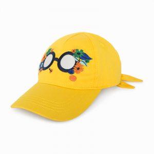 Tuc Tuc 11300253 meiteņu cepure dzeltena
