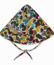 Tuc Tuc 11300302 meiteņu cepure zaļa