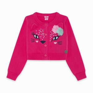 Tuc Tuc 11300310 meiteņu jaka rozā