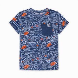 Tuc Tuc 11300351 zēnu T-krekls zils