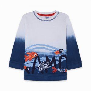 Tuc Tuc 11300353 zēnu T-krekls zils
