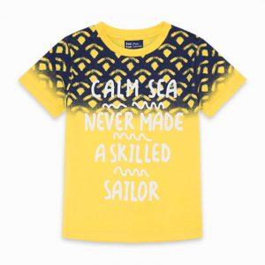 Tuc Tuc 11300570 zēnu T-krekls dzeltens