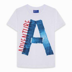 Tuc Tuc 11300584 zēnu T-krekls balts