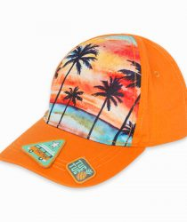 Tuc Tuc 11300614 zēnu cepure oranža