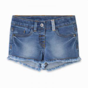 Tuc Tuc 11300729 meiteņu džinsu šorti zili
