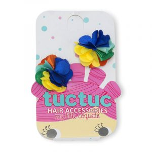 Tuc Tuc 11300753 meiteņu matu gumijas zilas