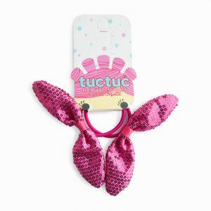 Tuc Tuc 11300759 meiteņu matu gumijas rozā