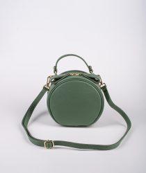 Laura Di Maggio sieviešu pleca soma zaļā krāsā