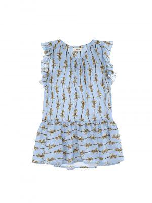 Dixie AB42364G30 1580 meiteņu kleita zila