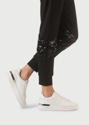 Liu Jo BA1029EX01401111 sieviešu brīvā laika apavi balti