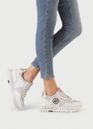 Liu Jo BA1069PX03001111 sieviešu apavi balti