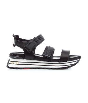 Liu Jo BA1073EX11022222 sieviešu sandales melnas