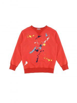 Please LB08040B28 3372 džemperis sarkans