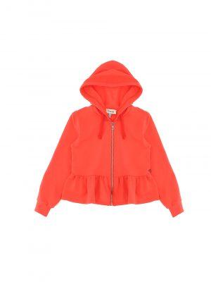 Dixie LK05042G30 3350 meiteņu džemperis sarkans