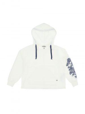 Please LM02042G28 3102 džemperis balts