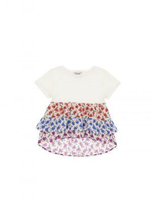 Dixie MB73084G30 3998 meiteņu t-krekls