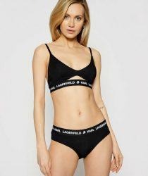 Karl Lagerfeld 211W2106999 sieviešu biksītes melnā krāsā