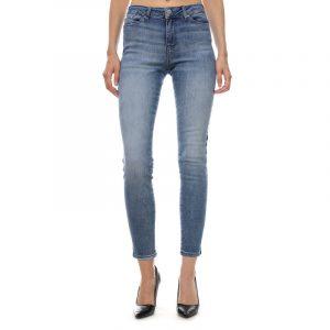 Karl Lagerfeld 215W1100D31 sieviešu džinsi zilā krāsā