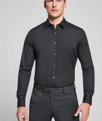 Joop! 30025057001 vīriešu krekls melnā krāsā