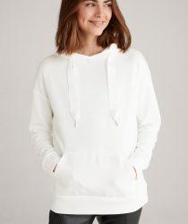 Joop! 30027648102 sieviešu džemperis baltā krāsā