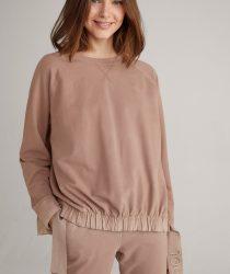 Joop! 30027652254 sieviešu džemperis brūnā krāsā