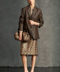 Luisa Cerano 5481343305500 sieviešu svārki brūnā krāsā