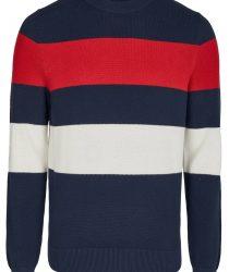 Daniel Hechter 65003112802680 vīriešu džemperis tumši zilā krāsā
